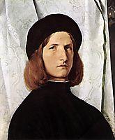 Portrait of a Man, c.1508, lotto