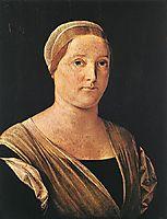 Portrait of a Woman, c.1506, lotto