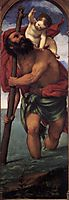 St. Christopher, 1531, lotto