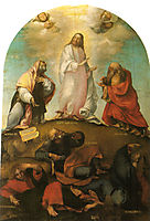 The Transfiguration of Christ, c.1511, lotto