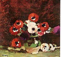 Anemone Flowers, 1908, luchian