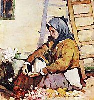 Florist, luchian