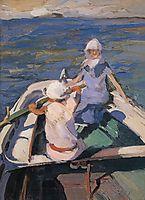 In the Boat, lytras