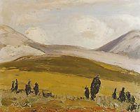 Landscape of Athens, lytras