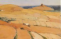 Landscape of Tinos, lytras