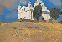Landscape, Tinos, lytras
