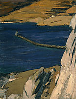 The Lighthouse, c.1927, lytras