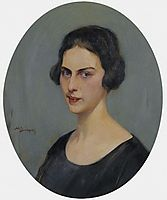 Portrait of a Woman, lytras