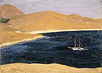 Seascape, c.1925, lytras
