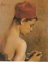 Young man, lytras