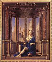 Danaë, 1527, mabuse