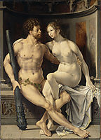 Hercules and Deianeira, 1517, mabuse