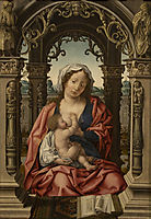 Madonna and Child, mabuse