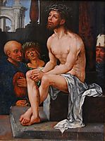 Man of Sorrow, c.1525, mabuse
