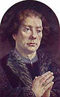 Portrait of Chancellor Jean Carondelet, 1517, mabuse