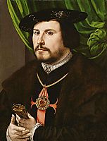 Portrait of Francisco de los Cobos, c.1531, mabuse