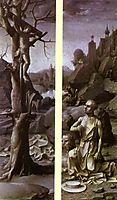 St. Jerome Penitent, c.1512, mabuse