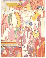 Circus, 1911, macke