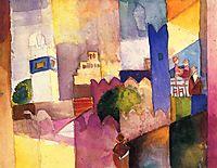 Kairouan (III), macke