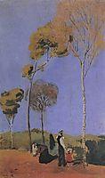 Stroller, 1907, macke