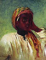 Arab Boy, 1876, makovsky