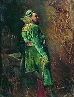Boyar, 1880, makovsky
