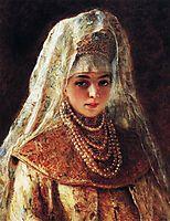 Boyaryshnya, makovsky