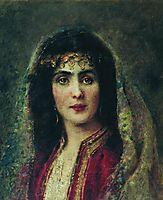 Female Portrait, makovsky