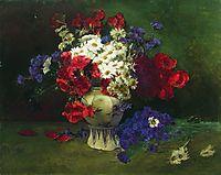 Flowers 2, 1884, makovsky