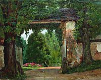 Homestead, 1882, makovsky