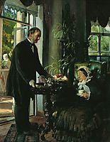 Landlady, 1886, makovsky