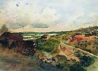 Landscape, makovsky