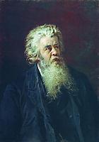 Pavel Vyazemsky, c.1880, makovsky