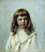 Portrait of the Girl, makovsky