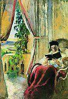 Reading, makovsky