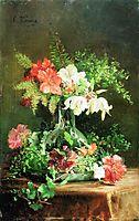 Still Life, c.1860, makovsky