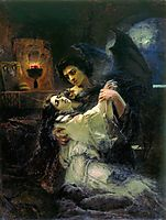 Tamara and Demon, 1889, makovsky