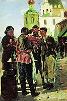 Brew seller, 1879, makovskyvladimir
