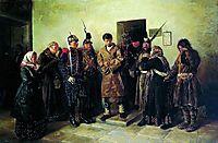 The Condemned, 1879, makovskyvladimir