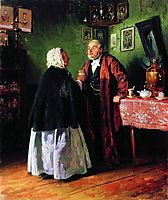 Congratulations, 1878, makovskyvladimir