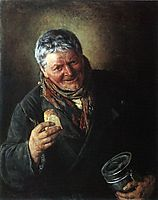 A deacon, 1871, makovskyvladimir