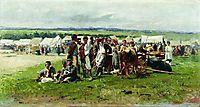 Fair, 1882, makovskyvladimir