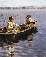 Fisher. Finland., 1899, makovskyvladimir