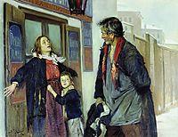 I will not!, 1892, makovskyvladimir