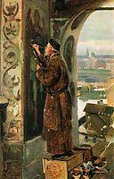 Iconographer, 1891, makovskyvladimir