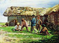 Knuckles, 1870, makovskyvladimir