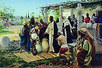 Miracle at Cana, 1887, makovskyvladimir