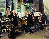 Musical Evening, 1906, makovskyvladimir