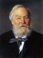 Portrait of Alexei Ivanovitch Strelkovsky, 1889, makovskyvladimir