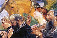 Art, 1903, malczewski